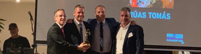 Premiados en los Premio Movicarga 2019